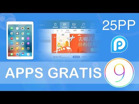 Descargar Aplicaciones de paga GRATIS sin Jailbreak en iOS 9.2.1    2016    25PP