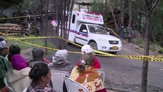 At least eight killed in Colombia coal mine blast