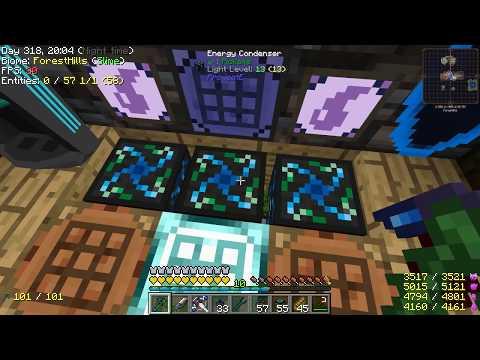 Minecraft - Project Ozone 2 #65: Dark Iron