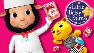 Baa Baa Black Sheep   Part 4   Nursery Rhymes   Original Version By LittleBabyBum!