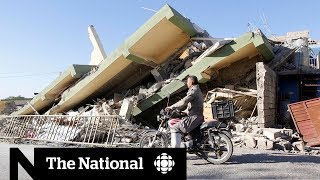 Earthquake relief in Iran and Iraq a difficult task