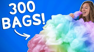 What Would You Do With Unlimited Cotton Candy? • This Could Be Awesome #3