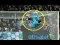 Top 10 Gymnastic Goalkeepers goal saves in Football ● HD
