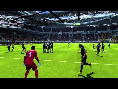 TOP 3 GOLES| SEMANA 1|BUNDESLIGA| FIFA 14 XBOX 360
