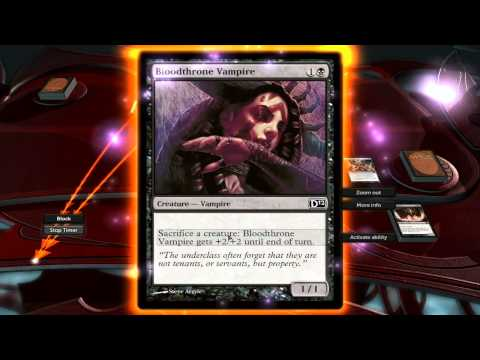 Magic: The Gathering -  Duels of the Planeswalkers 2012 - Challenge - Welcome to the Pit