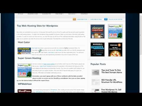 How to Make a Blogging Website and Earn Revenue on TutorialZip