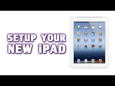 [How-To] Setup a New iPad - 3rd Generation iPad