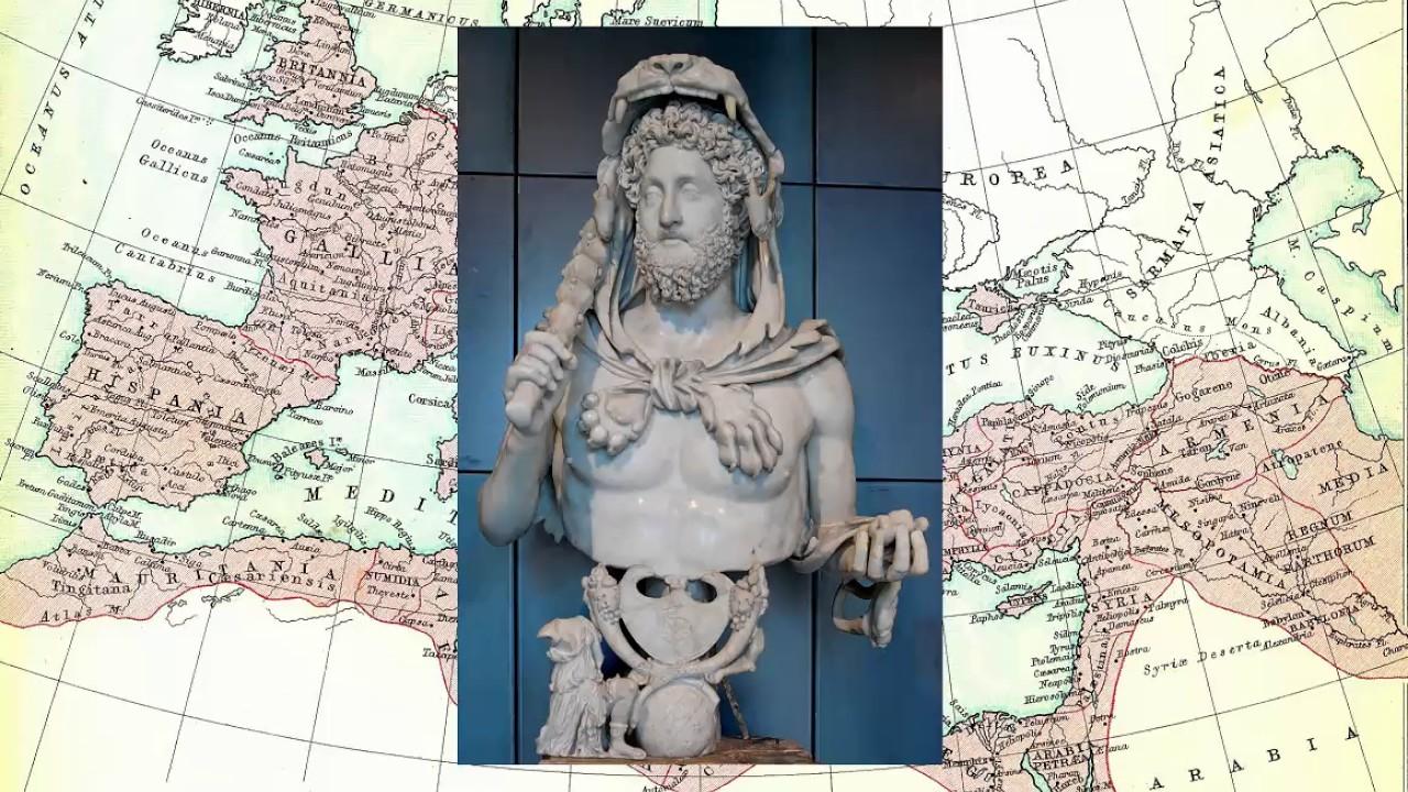 Roman History 20 - Commodus To Septimius 177-197 AD