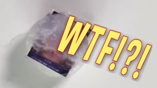 People Watch BuzzFeed MELT ICE For Hours?? | What's Trending Now