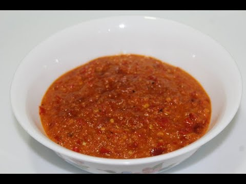 home made piri piri sauce    peri peri sauce    Nando`s style