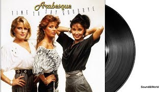 "Arabesque – Time To Say ""Good Bye"" (Vinyl, LP, Album) 1984."