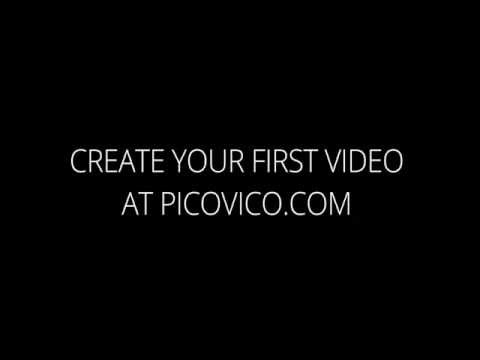 Create Video Slideshows with Picovico