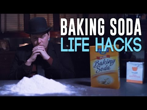 10 Awesome Baking Soda Life Hacks