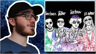 """Jack Harlow """"WHATS POPPIN REMIX"""" (feat. DaBaby, Tory Lanez & Lil Wayne) - REACTION/REVIEW"""