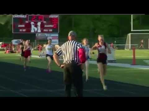5/24/18 - WIAA Div. 1 Track & Field sectional