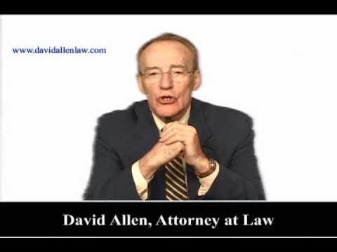 David Allen - Text Messages as Evidence in Court