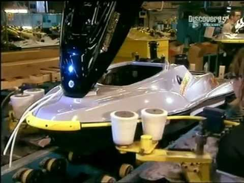 Discovery How It's Made Jetski / PWC