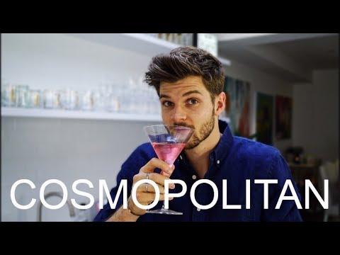 HOW TO MAKE A COSMOPOLITAN