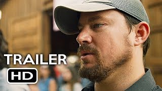 Logan Lucky Official Trailer #1 (2017) Channing Tatum, Daniel Craig Comedy Movie HD