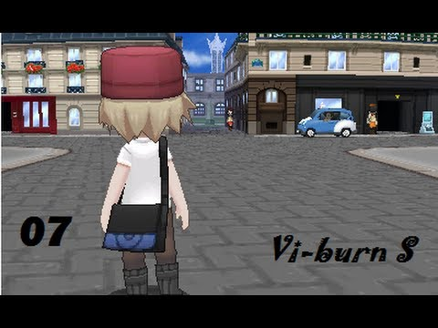 pokemon x and y Episode 7  Exploring Lumiose City!
