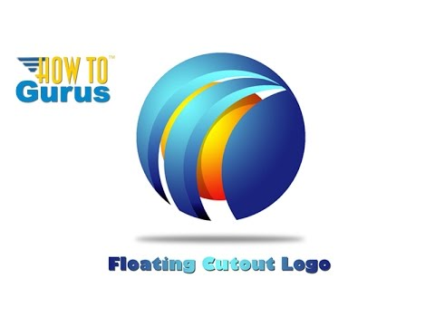How to Create a 3D Style Logo Design in Adobe Photoshop Elements 2018 15 11 12 13 14 Tutorial