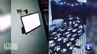 Nanunuod Ng TV Walang Sounds Nakahiga Nakakumot Funny Videos Compilation