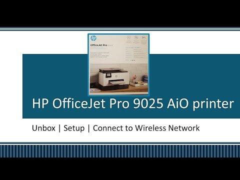 HP OfficeJet Pro 9010 | 9012 | 9013 | 9014 | 9015 | 9018