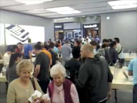 Apple Store Launch Chadstone