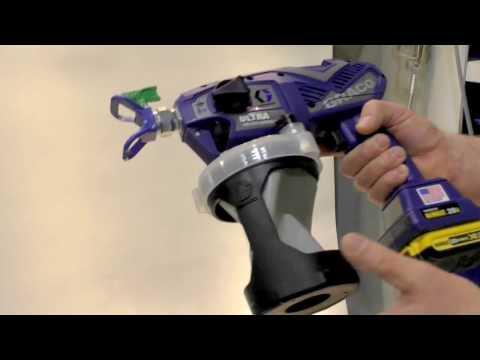Graco Ultra Airless Handheld Sprayers