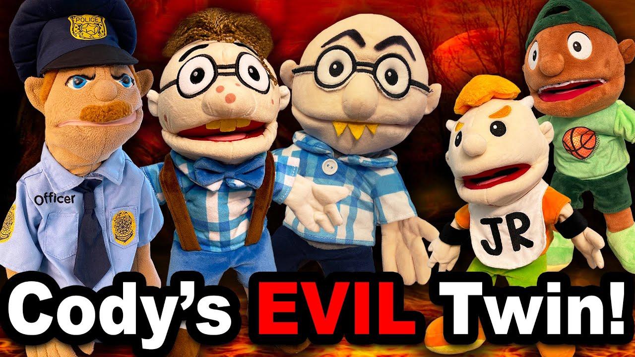 SML Movie: Cody's Evil Twin!