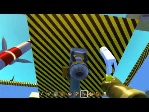 stampylonghead - Scrap Mechanic   Flying Vehicle