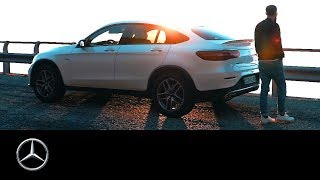 Mercedes-AMG GLC 43 4MATIC Coupé: Tuscany Road Trip | #MBvideocar