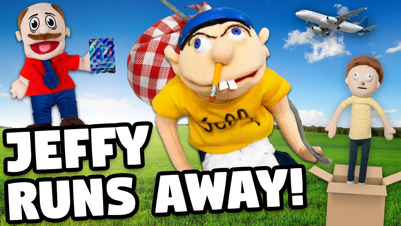 SML Parody: Jeffy Runs Away!