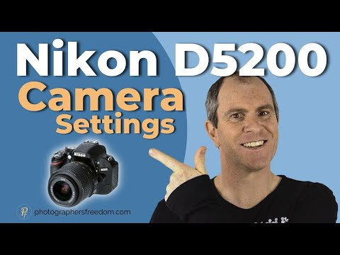 Nikon D5200 Camera Settings - Nikon D5200 Photography Tips and Tricks!