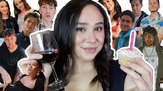 MY LIT BIRTHDAY PARTY!!! ~bake with me and watch me fail :) ~