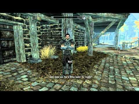 Skyrim   Segment 36   Main Quest, Finding Brynjolf