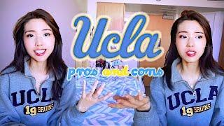 UCLA DORM TOUR 2016 ♡ Grey & White Fur Theme DELUXE DOUBLE | Video