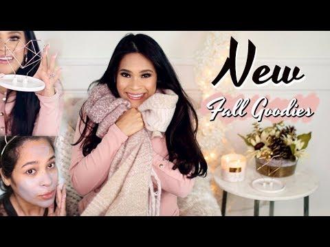 New Fall Goodies 😍 - My Favorite Box Yet! 🍁🍂 MissLizHeart