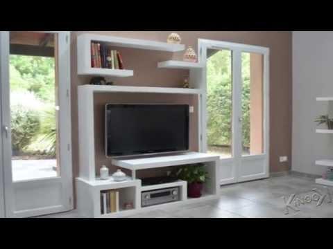 DIY a stylishTV stand