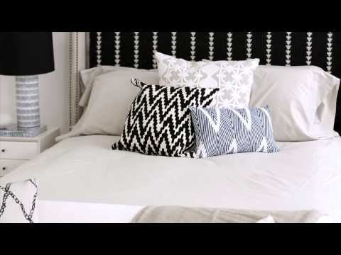 Nate Berkus Bedroom Makeover - House Beautiful Videos