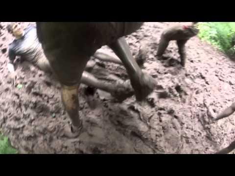 Dalkeith Tough Mudder 2014 - Team Dundee Fresh