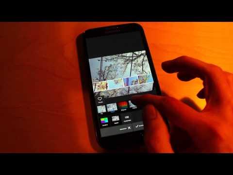 Smartphone App: Pixlr Express || KNIPSBUDE OLDSCHOOL