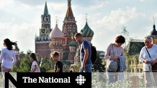 How Russia is revamping Moscow to be one of Europe