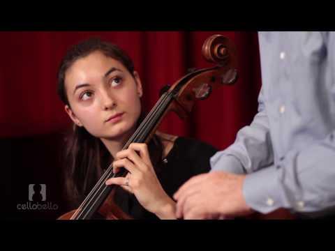 Tschaikovsky Rococo: Theme (Vibrato)