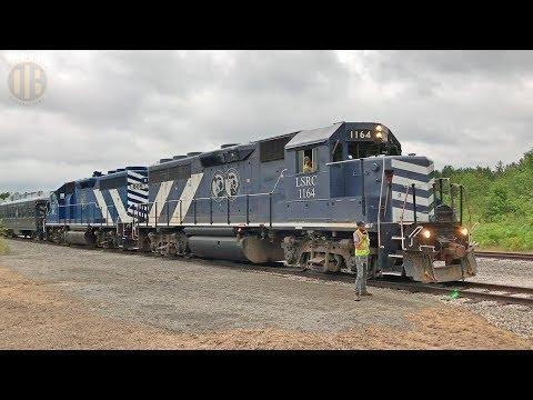 Lake State Railway's Business Train