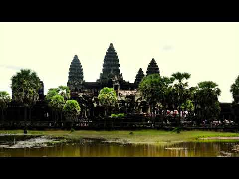 Halong Bay, Vietnam, the Temples of Bangkok, Thailand and Angkor Wat in Siem Reap, Cambodia