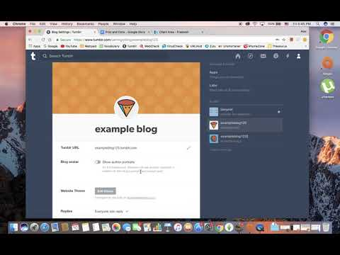 How to Get A Custom Domain for Your Tumblr Blog! - Alex Garcia