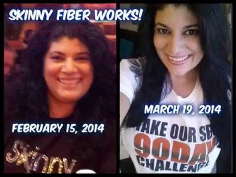 Skinny Fiber Proof It Works- Skinny Fiber Pictures before and after