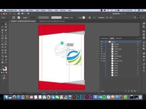 Tutorial Letterhead Design in Adobe Illustrator to Microsoft Word
