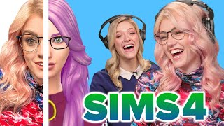 Katherine McNamara Controls Her Life In The Sims 4 • In Control With Kelsey Ep. 4